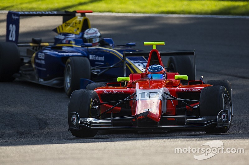 Chronique Tatiana - Les pilotes GP3 commencent à me respecter