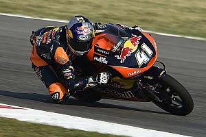 Moto3 Gara Brad Binder batte Bastianini a Misano ed ipoteca il Mondiale