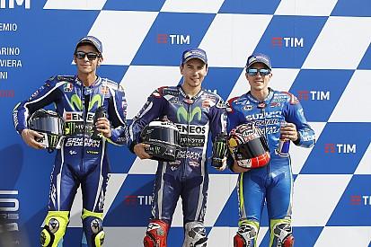 Bekijk: Startopstelling MotoGP San Marino