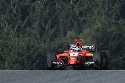 Панис выиграл вторую гонку в Австрии, Исаакян на подиуме