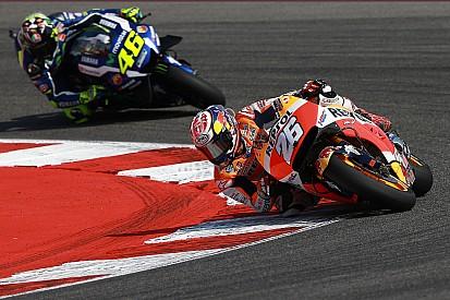 MotoGP in Misano: Dani Pedrosa besiegt Valentino Rossi