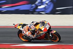 MotoGP Relato da corrida Após jejum de 11 meses, Pedrosa vence em Misano; Rossi é 2º