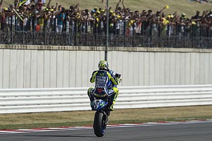 """2º, Rossi reconhece que vitória em Misano """"era impossível"""""""