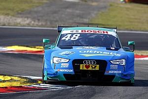 DTM Reporte de la carrera Mortara se lleva la victoria en la Carrera 2 de Nurburgring