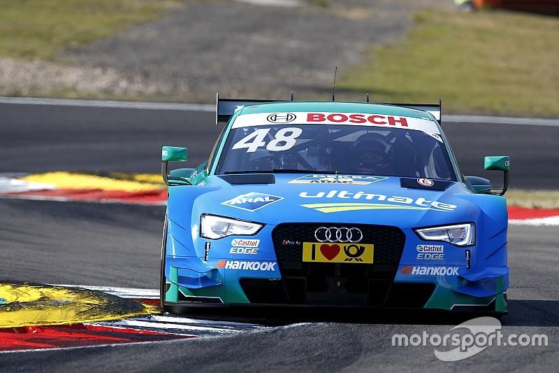Mortara se lleva la victoria en la Carrera 2 de Nurburgring