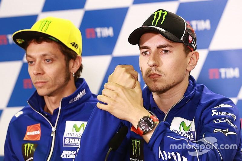 Rossi e Lorenzo batem boca em coletiva; confira transcrição