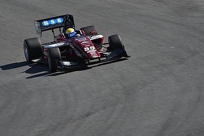 Urrutia quedó a las puertas del título en Indy Lights