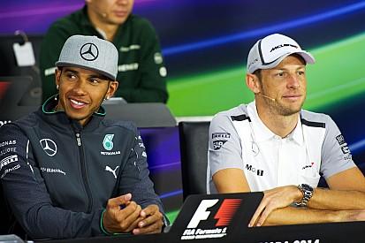Button mise sur un quatrième titre pour Hamilton
