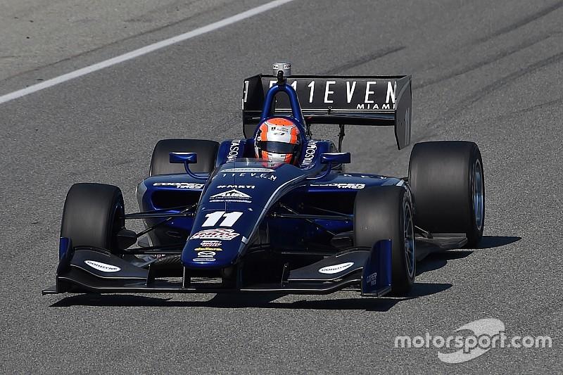 Ed Jones remporte le titre en Indy Lights