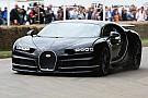 Bugatti verwijdert snelheidsbegrenzing Chiron als klant dat wil