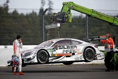 Mercedes et Wickens, grands perdants sur le Nürburgring
