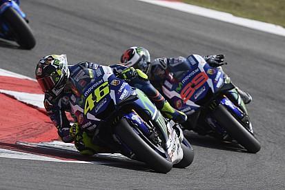"""Rossi: """"não vou deixar que Lorenzo diga que sou piloto sujo"""""""