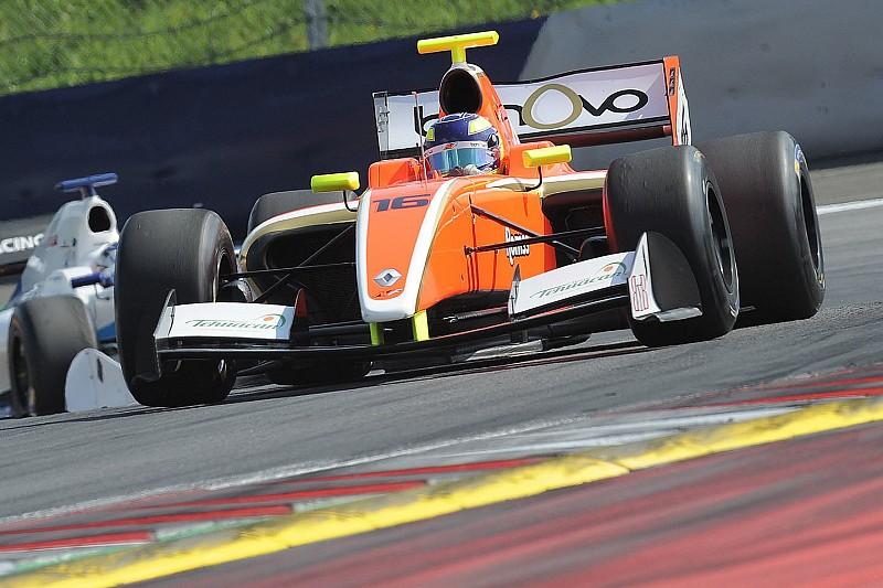 Le point F3.5 - Vaxiviere et Panis vainqueurs, Dillmann creuse l'écart