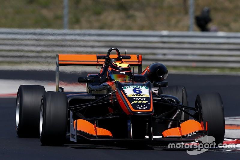 Ilott n'exclut pas de jouer à nouveau le titre en F3 Europe