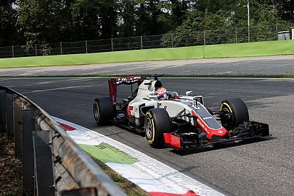 Haas confirma atualização para GP de Cingapura