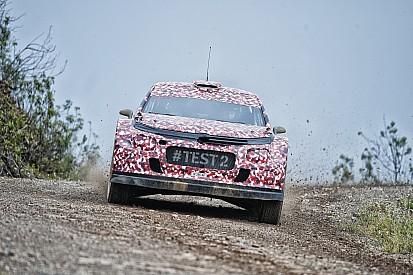 Citroen bawa dua mobil untuk musim 2017 dan incar Neuville