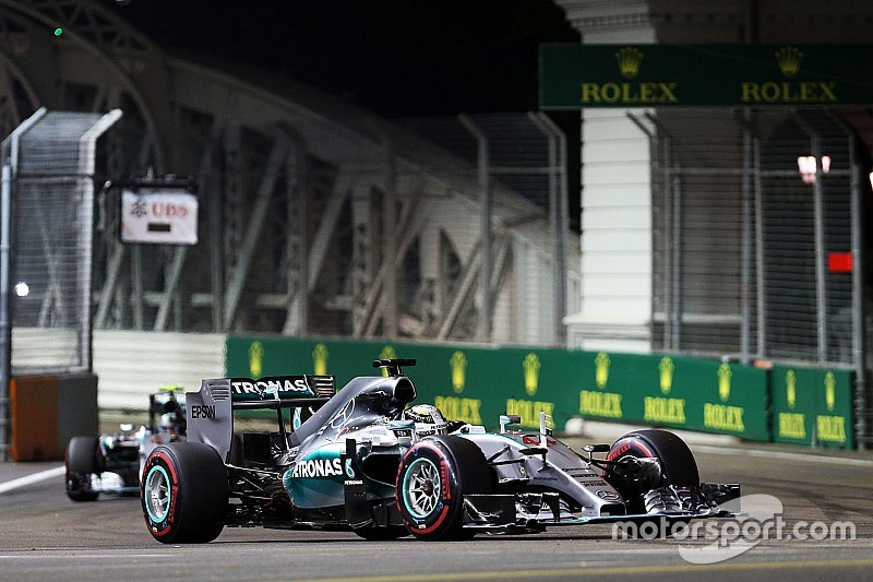Mercedes: Kami tidak diunggulkan untuk menang di GP Singapura