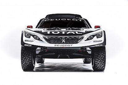Bildergalerie: Peugeot 3008 DKR