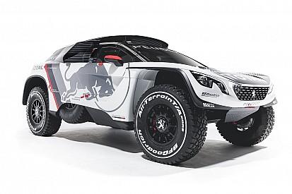 Peugeot onthult nieuwe wagen Dakar