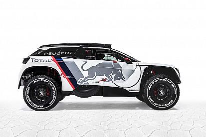"""В Peugeot показали новый внедорожник для """"Дакара"""""""