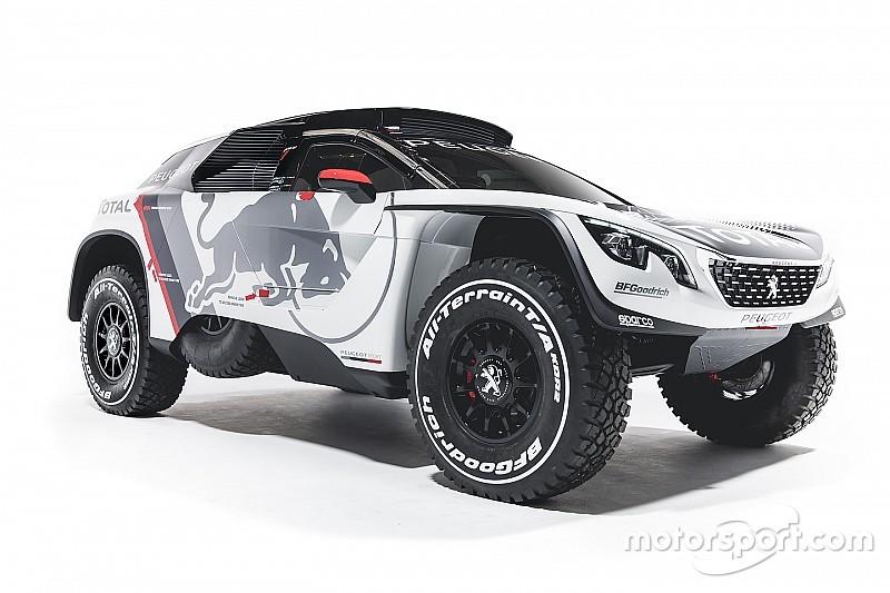 Dakar 2017 - Peugeot présente sa nouvelle arme