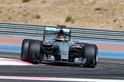 Pirelli veut que Hamilton et Rosberg participent aux tests 2017