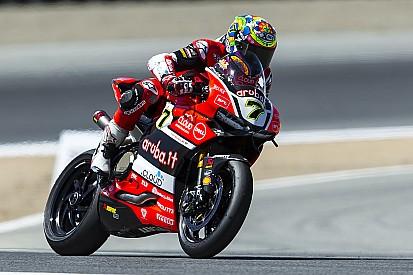 Ducati lavorerà sull'assetto delle Panigale per vincere al Lausitzring