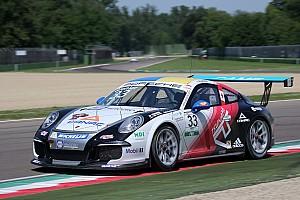 Le point sur la saison de Mikaël Grenier en Carrera Cup Italie