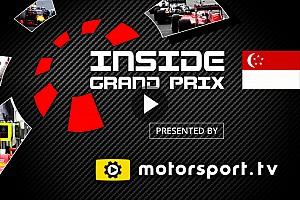 Формула 1 Новость Журнал Inside Grand Prix: Сингапур
