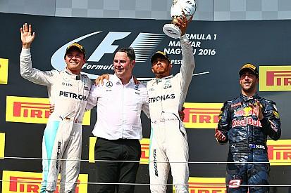 GP Hungaria: Hamilton menangi balapan, raih pimpinan klasemen f1