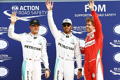 GP Italia: Hamilton melesat raih pole di Monza