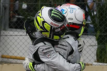 """Barrichello - Button pourrait revenir en F1 """"plus fort"""" en 2018"""