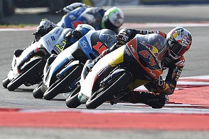Bo Bendsneyder verder met KTM Ajo in Moto3