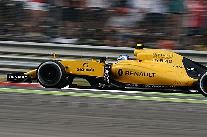 """Renault diz que dados do motor de 2017 são """"encorajadores"""""""