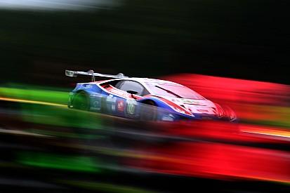 Alex Frassineti terzo pilota della Ombra al Nurburgring
