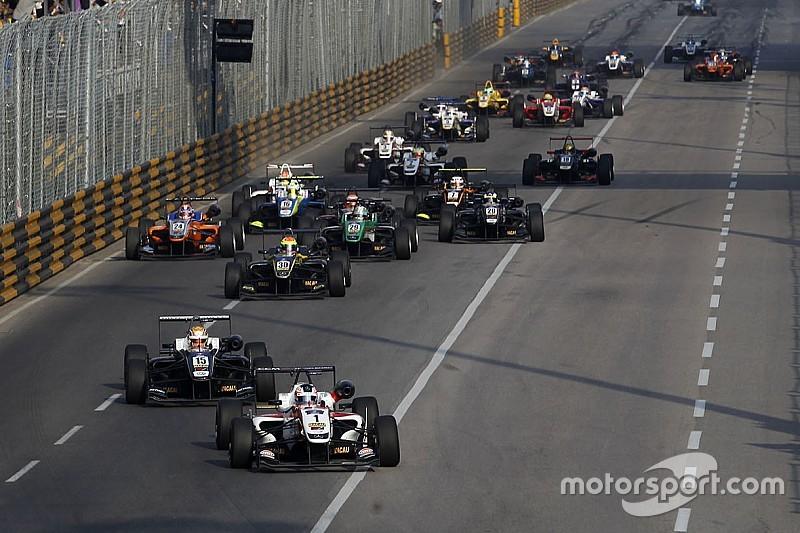 国际汽联F3世界杯!FIA确认澳门F3全新名称