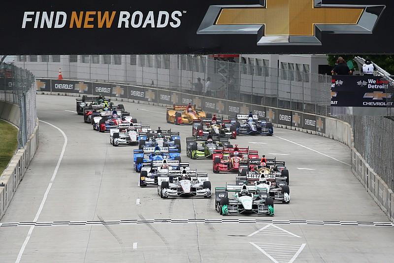 IndyCar bevestigt: aerokits bevroren in 2017, standaardpakket in 2018