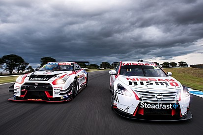 Nissan poursuit son implication en Supercars et en GT Australien