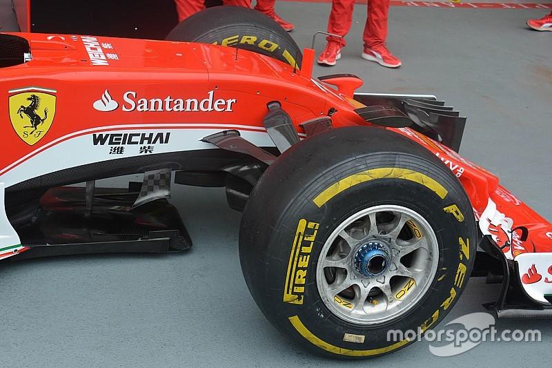 Tech update: Ferrari SF16-H chassisvinnen