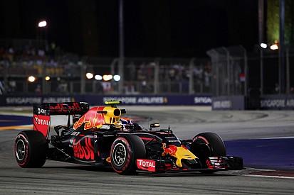 Технический анализ: что добавило Red Bull скорости в Сингапуре