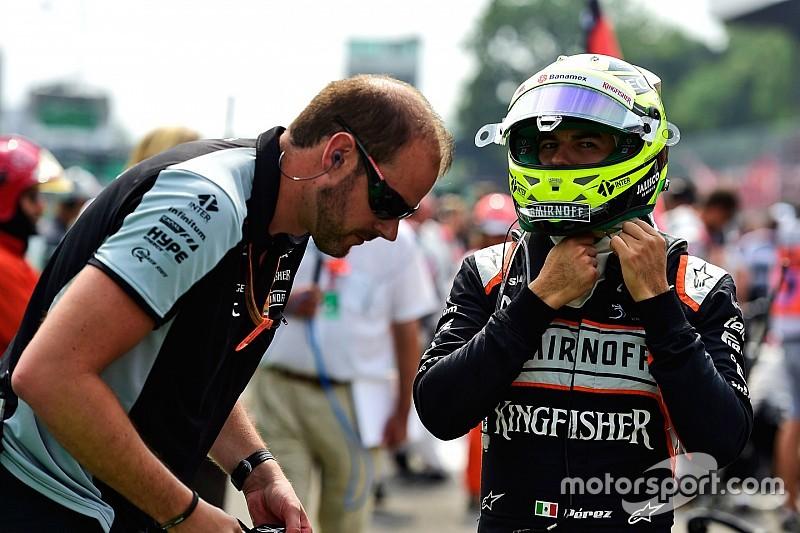 Pérez reporte l'annonce de son avenir en F1