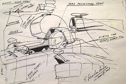 """Exclusivo: projeto de """"Windscreen Ativo"""" para F1 é revelado"""
