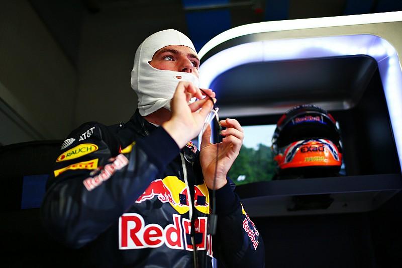 Ферстаппен не считает Red Bull фаворитом в Сингапуре