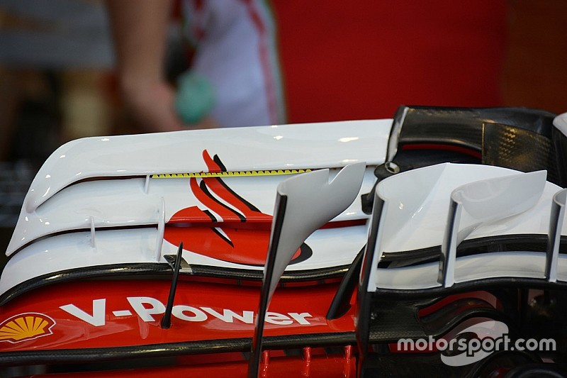 Tech update: Ferrari neemt Mercedes-