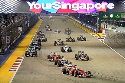 Nueve cosas a saber del Gran Premio de Singapur