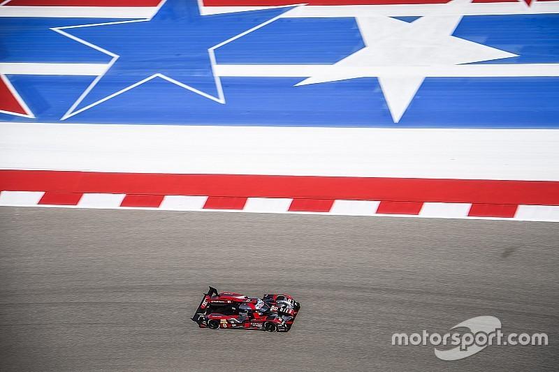 WEC Austin: Audi dankzij Jarvis nipt voor Porsche in eerste training