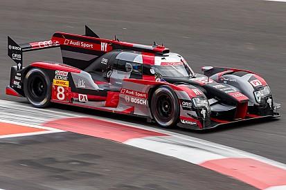 Audi toma la primera posición en el inicio en Austin