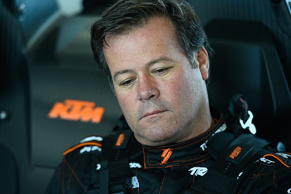 Robby Gordon dice que