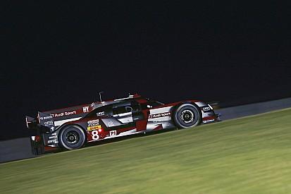 WEC Austin: Audi met beide wagens bovenaan in avondsessie