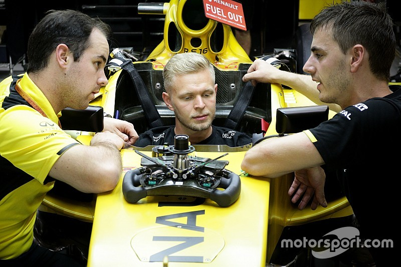 Kevin Magnussen: Kein Ultimatum für Renault